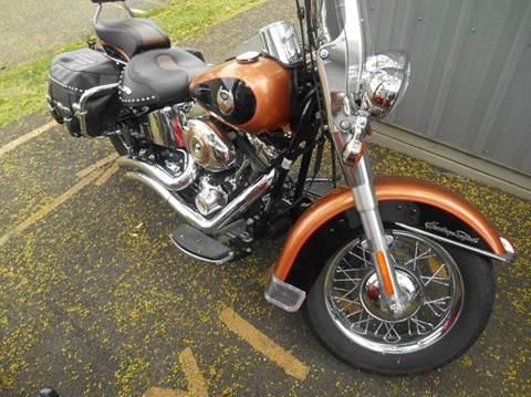 2008 Harley-Davidson FLSTC HERITAGE SOFTTAIL CLASSI