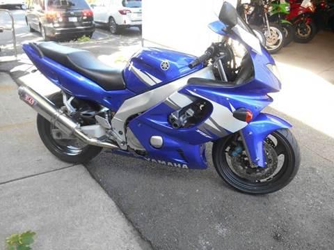 2006 Yamaha YZF600R