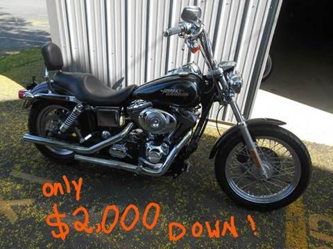 2005 Harley-Davidson FXDLI