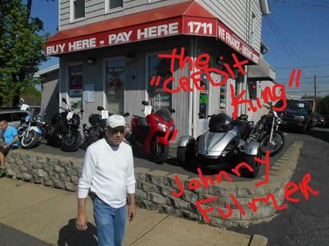 2001 Harley-Davidson FLHPI