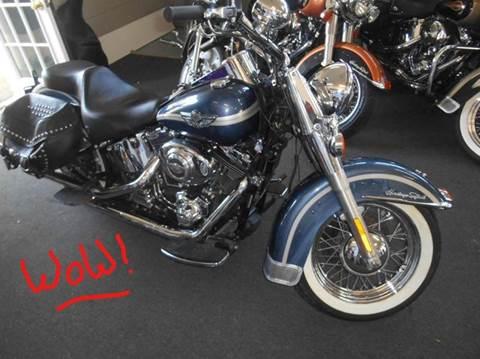2003 Harley-Davidson FLSTC HERITAGE SOFTTAIL