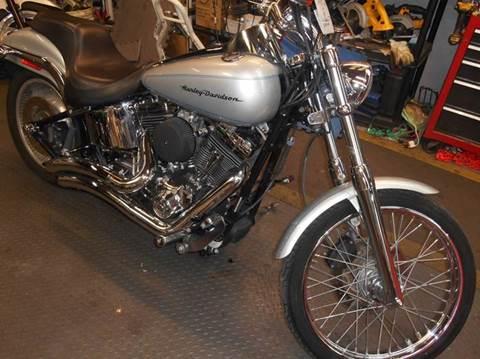 2004 Harley-Davidson FXSTD SOFT TAIL DEUCE