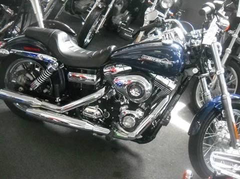 2013 Harley-Davidson FXDC SUPER GLIDE CUSTOM