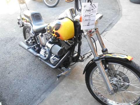 1997 Harley-Davidson FXSTC