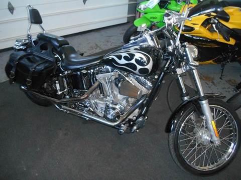 2003 Harley-Davidson FXSTI SOFTAIL