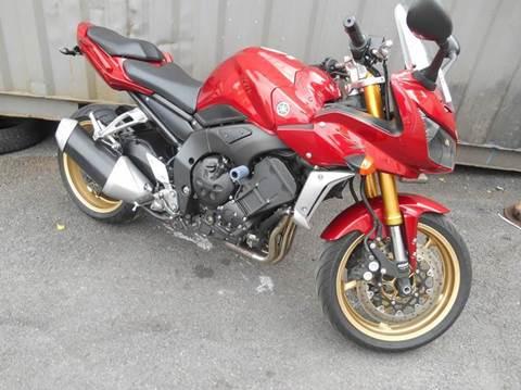2008 Yamaha FZ1000