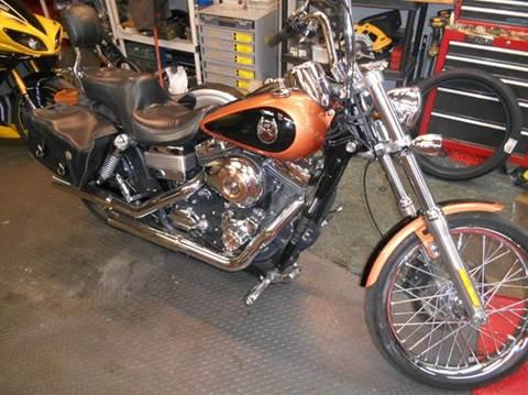 2008 Harley-Davidson FXDWG DYNA WIDE GLIDE