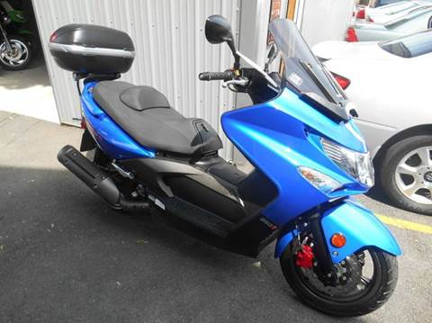 2009 Kymco XCITING R