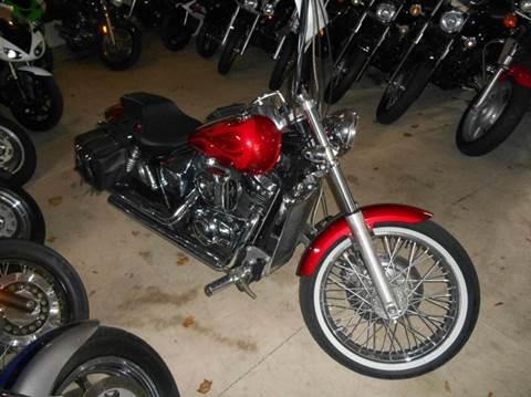 2003 Honda Shadow