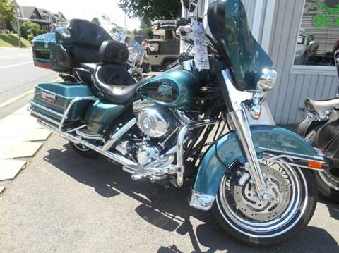 2002 Harley-Davidson FLHTCI ELECTRA GLIDE CLASSIC