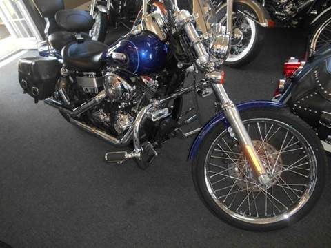 2006 Harley-Davidson FXDWGI