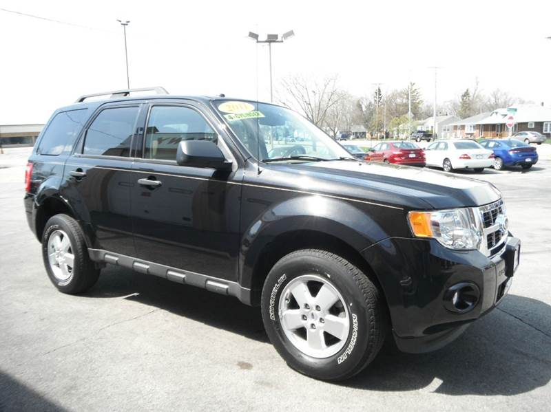 2011 Ford Escape AWD XLT 4dr SUV - Racine WI