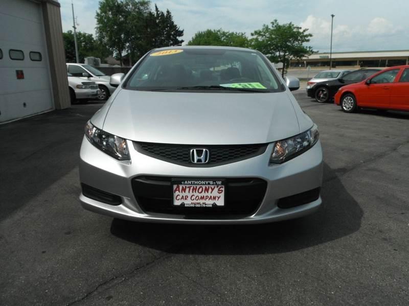 2013 Honda Civic LX 2dr Coupe 5A - Racine WI