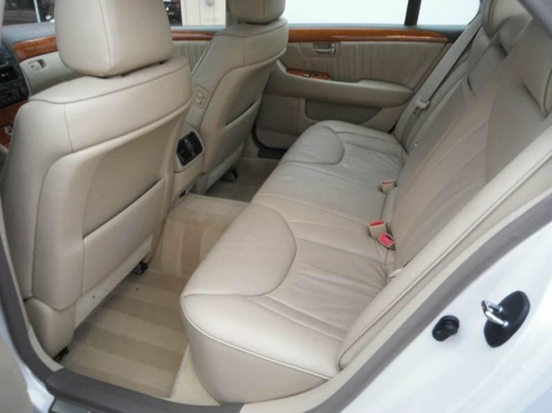 2004 Lexus LS 430 4dr Sedan - Racine WI