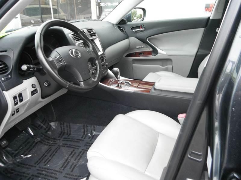 2007 Lexus IS 350 4dr Sedan - Racine WI