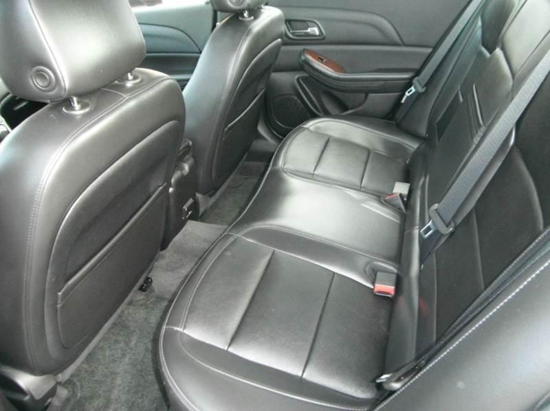 2013 Chevrolet Malibu LT 4dr Sedan w/2LT - Racine WI