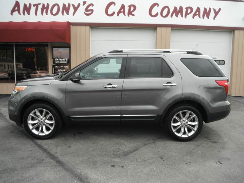 2011 Ford Explorer AWD Limited 4dr SUV - Racine WI