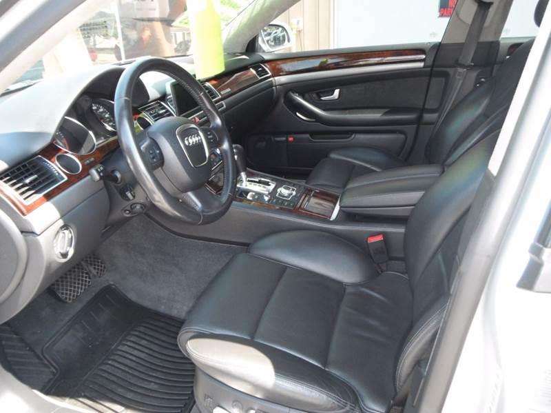 2006 Audi A8 L AWD quattro 4dr Sedan - Racine WI
