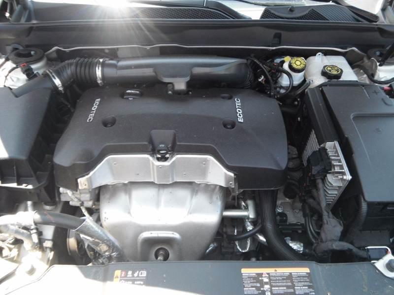 2014 Chevrolet Malibu LT 4dr Sedan w/1LT - Racine WI