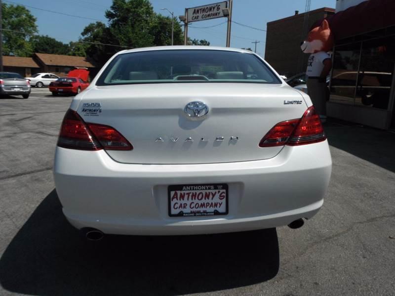 2008 Toyota Avalon Limited 4dr Sedan - Racine WI