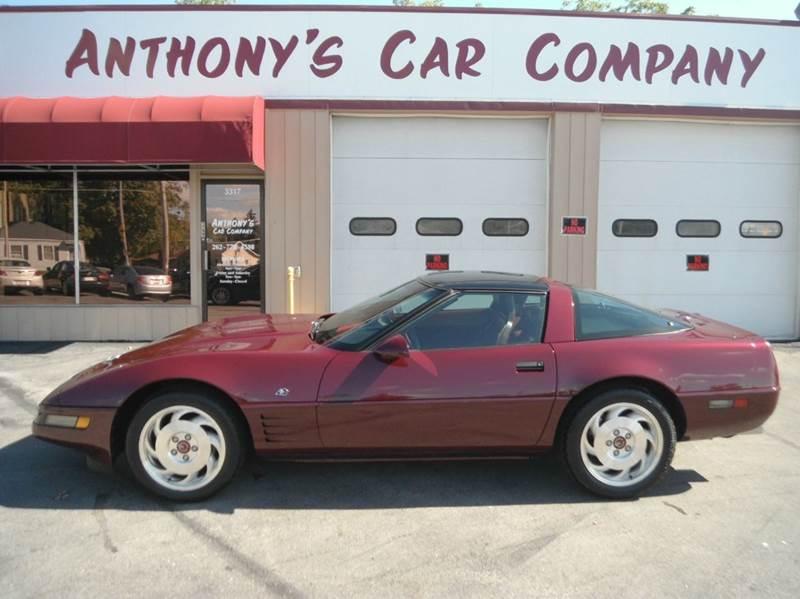 1993 Chevrolet Corvette 2dr Hatchback - Racine WI