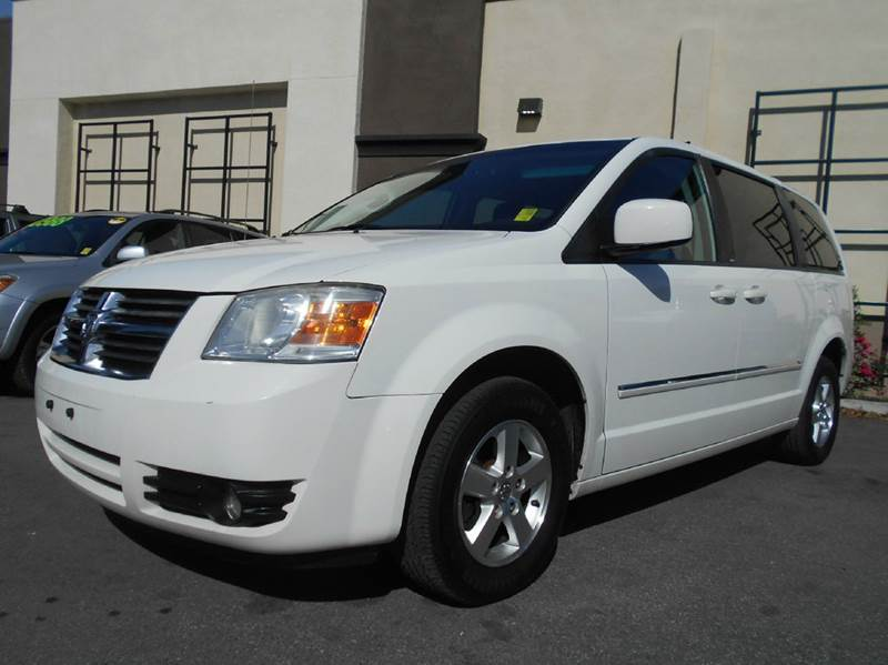2009 DODGE GRAND CARAVAN SXT MINI VAN 4DR