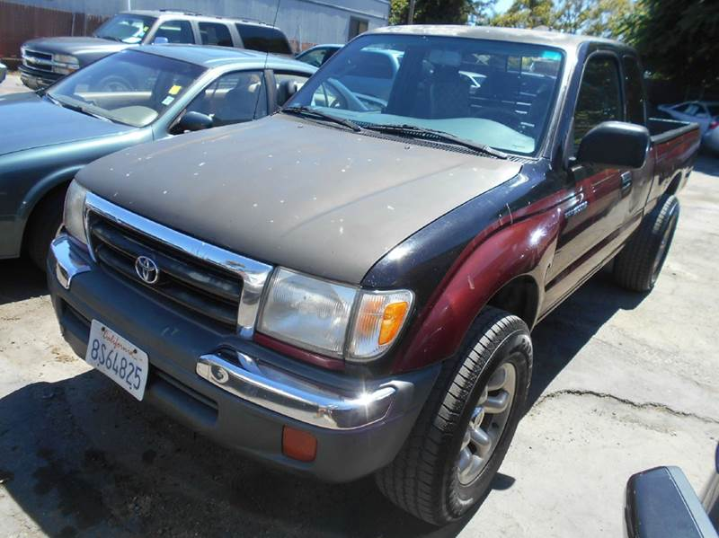 2000 TOYOTA TACOMA V6 2DR 4WD EXTENDED CAB SB