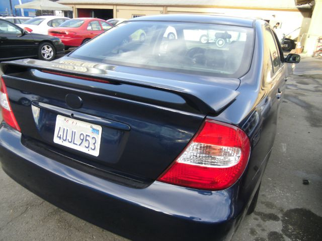 2002 TOYOTA CAMRY XLE V6