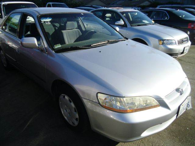 2000 HONDA ACCORD LX SEDAN silver air conditioningamfm radioanti-brake system non-abs  4-whee