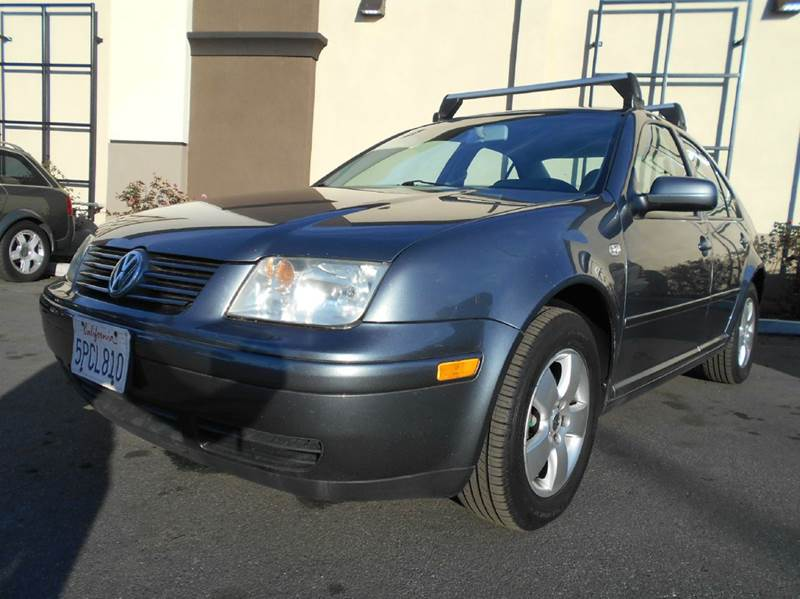 2003 VOLKSWAGEN JETTA GLS 4DR SEDAN gray abs - 4-wheel anti-theft system - alarm cassette cent