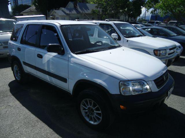 2000 HONDA CR-V LX 2WD