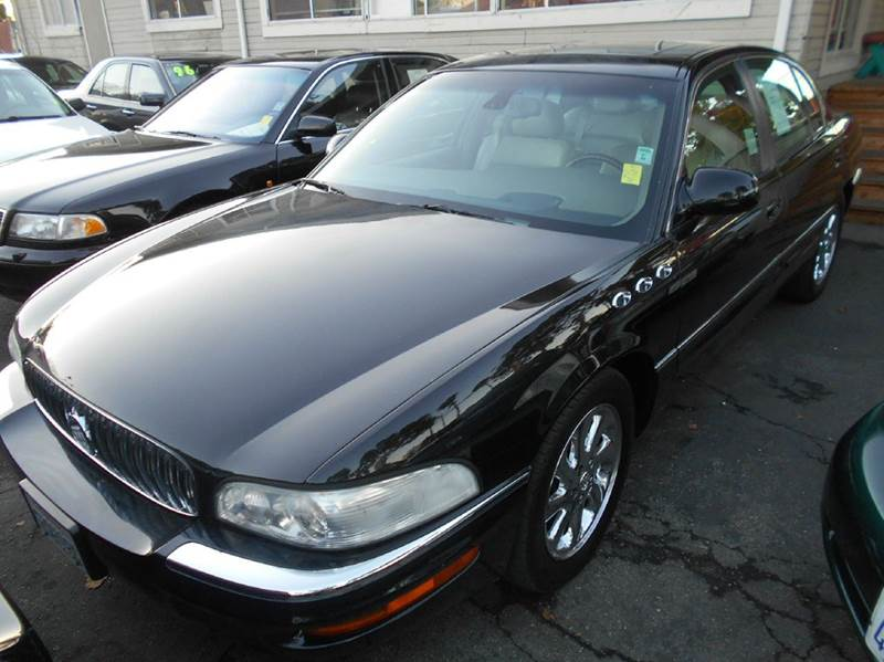 2003 buick park avenue ultra 4dr supercharged sedan in san jose ca crow s auto sales. Black Bedroom Furniture Sets. Home Design Ideas