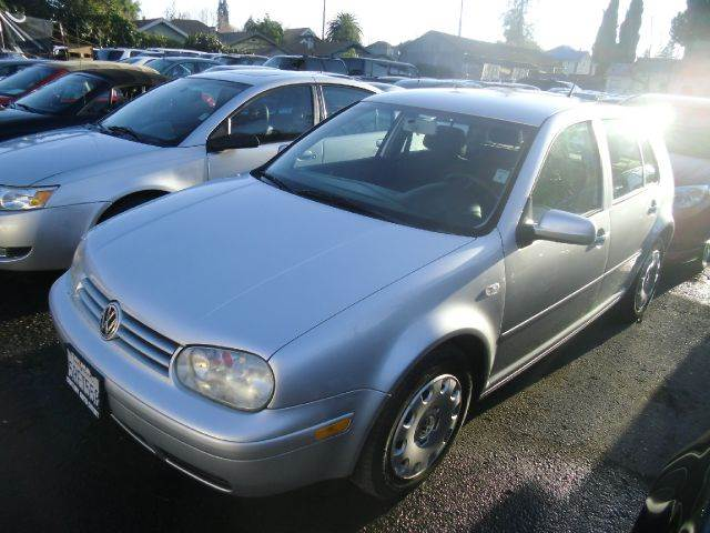 2005 VOLKSWAGEN GOLF GL 4DR HATCHBACK silver abs - 4-wheel anti-theft system - alarm cassette c