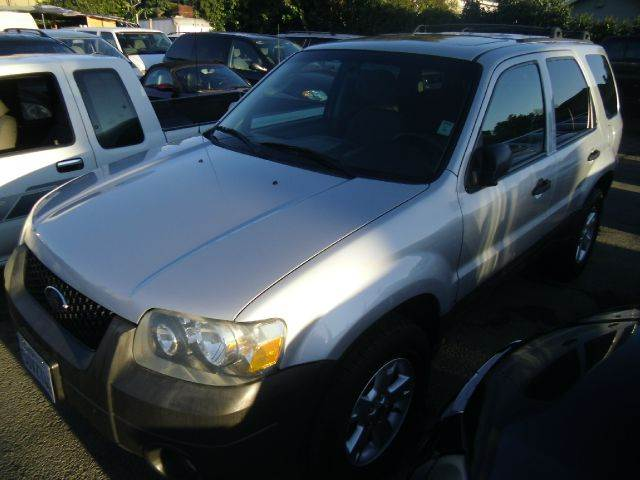 2007 FORD ESCAPE XLT AWD 4DR SUV silver 2-stage unlocking - remote abs - 4-wheel airbag deactiv