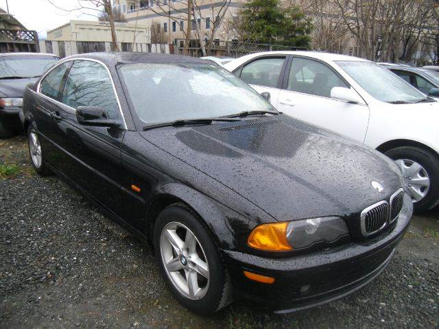 2000 BMW 3 SERIES 328CI 2DR COUPE black abs - 4-wheel cassette cruise control daytime running