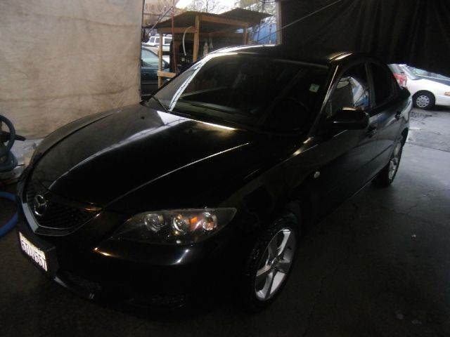 2006 MAZDA MAZDA3 I 4DR SEDAN black airbag deactivation - occupant sensing passenger antenna type