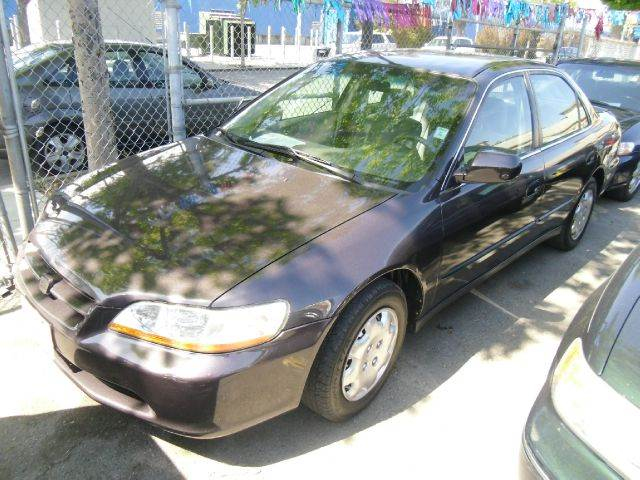 1999 HONDA ACCORD LX charcoal 15 inch wheels 4-speed automatic transmission 4-wheel abs alloy