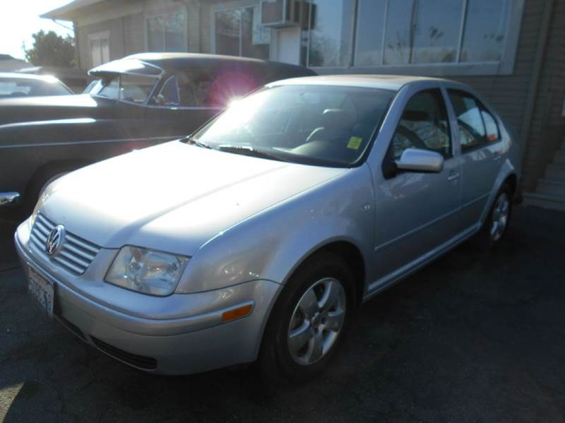 2003 VOLKSWAGEN JETTA GLS 18T 4DR TURBO SEDAN silver abs - 4-wheel anti-theft system - alarm c