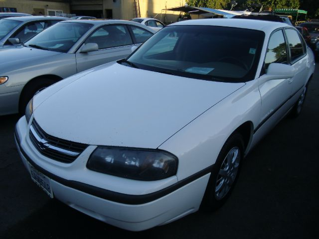 2003 CHEVROLET IMPALA white air conditioningamfm radioanti-brake system non-abs  4-wheel abs