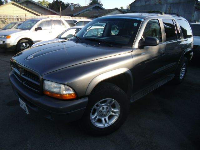 2003 DODGE DURANGO SXT 4WD charcoal 4wdawdabs brakesair conditioningalloy wheelsamfm radioa
