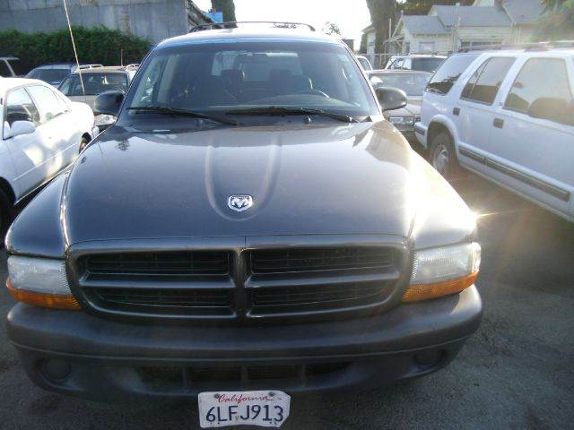 2003 DODGE DURANGO SXT 4WD charcoal 4wdawdabs brakesair conditioningalloy wheelsamfm radio