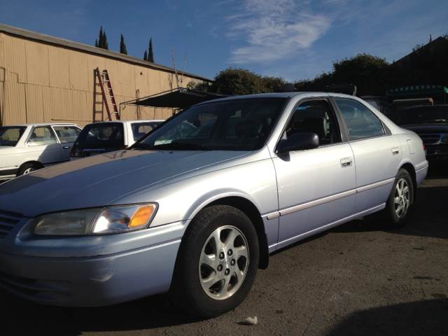 1998 TOYOTA CAMRY XLE V6 unspecified 0 miles VIN JT2BF28K3W0102595