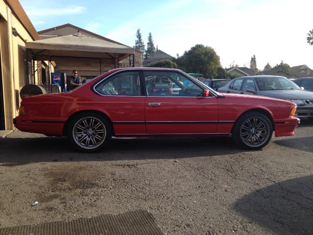 1988 BMW 6 SERIES 635 CSI