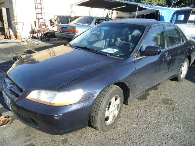 1999 HONDA ACCORD EX SEDAN blue abs brakesair conditioningalloy wheelsamfm radioanti-brake sy