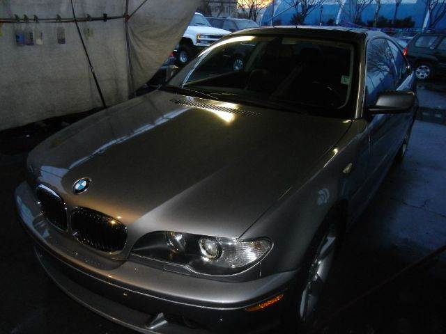 2004 BMW 3 SERIES 325CI 2DR COUPE gray abs - 4-wheel center console cruise control daytime run