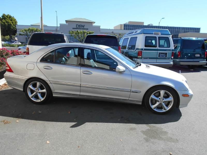 2004 mercedes benz c class c230 kompressor 4dr sedan in for Mercedes benz kompressor c230