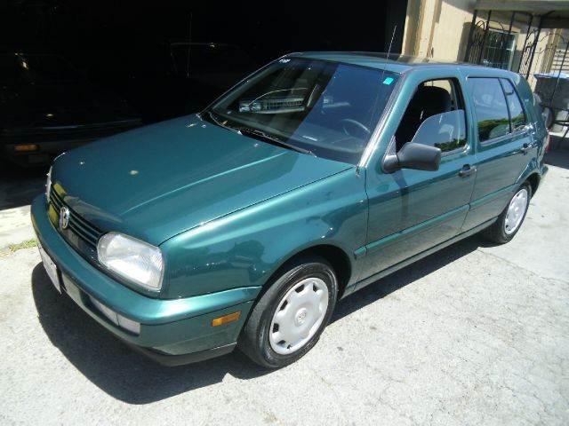 1997 Volkswagen Golf for sale in San Jose, CA
