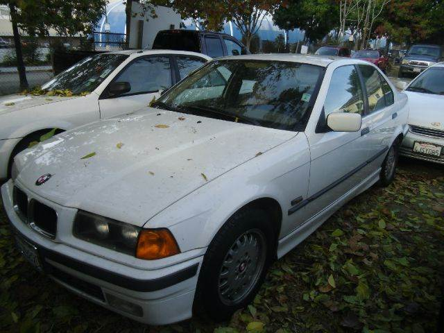 1996 BMW 3 SERIES 328I 4DR SEDAN