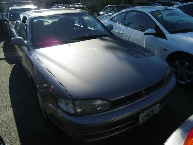 1992 TOYOTA CAMRY XLE V6 gray air conditioningalloy wheelsanti-brake system non-abs  4-wheel a