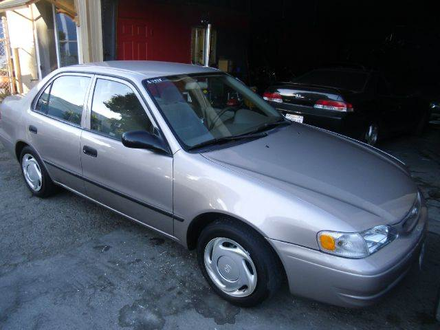 1999 TOYOTA COROLLA LE silver air conditioningamfm radioanti-brake system non-abs  4-wheel ab
